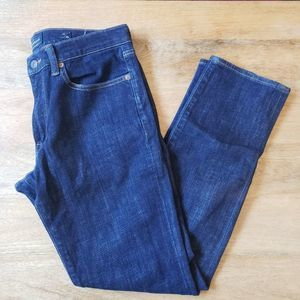 Lucky Brand 121 Slim 32 x 32 Dark Wash Jeans